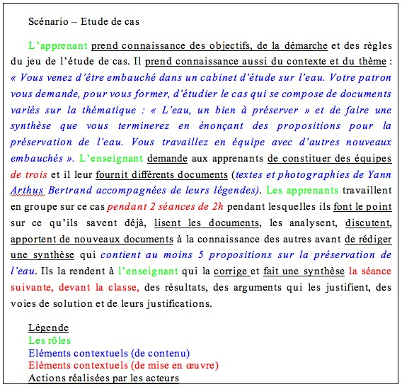 exemple de texte narratif secondaire 5
